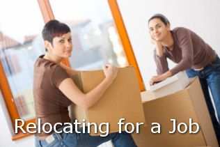 relocating for a job