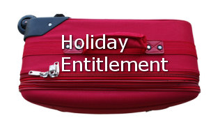 holiday entitlement